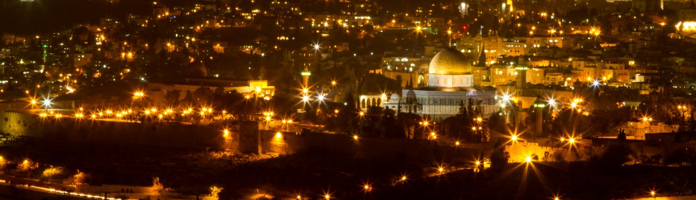 J-TTL: Photography and History in Jerusalem
